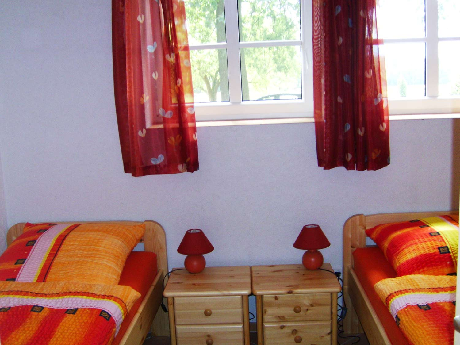 Appartment Birkenhake - Schlafzimmer